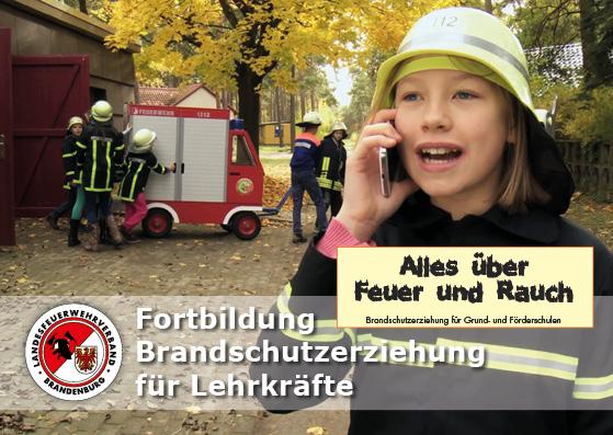 Fortbildung in der Brandschutzerziehung für Lehrkräfte